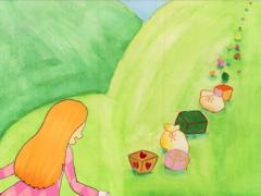 お菓子な国のアリス