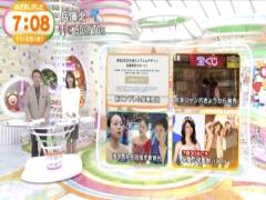 151125めざましテレビ